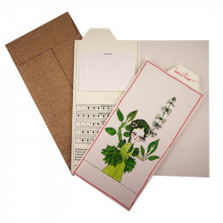 Seeds cards erbe aromatiche